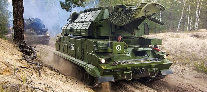 Новейшие зенитные комплексы «Тор-М2» освоят североосетинские мотострелки