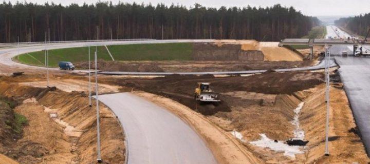 Более 40 млрд руб. направят на реконструкцию трассы М-3 под Москвой и Калугой