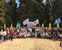 Акция «Наш лес. Посади свое дерево» прошла в Подмосковье