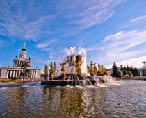 Более 12 млн. человек посетили ВДНХ минувшим летом