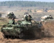 В России начались учения «Восток-2018» с участием 300 тыс. военнослужащих
