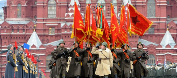 На Красной площади пройдёт реконструкция военного парада 7 ноября 1941 года