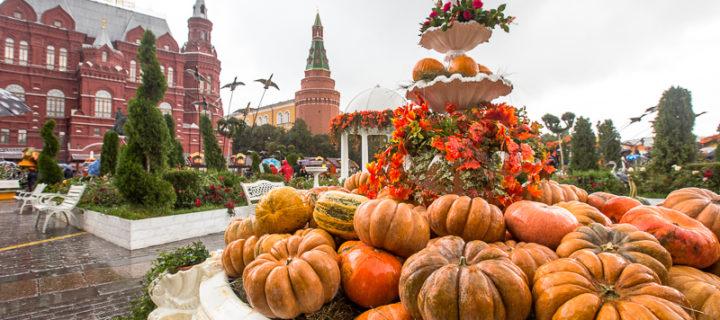 Москва стала одним из лучших городов мира для проведения фестивалей