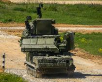 Новейшие ЗРК «Тор-М2» успешно поразили цели на учениях войсковой ПВО