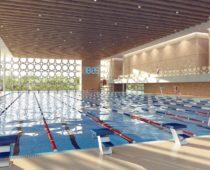 Более 20 бассейнов построят в Москве в течение трех лет