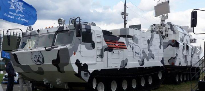 Первый дивизион арктических ЗРК «Тор-М2ДТ» поступит в войска ПВО в ноябре