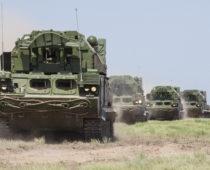 Войсковая ПВО успешно завершила маневры на полигоне «Телемба»