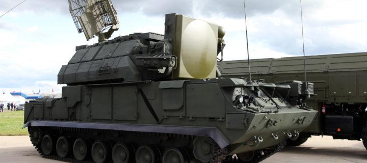 Войсковая ПВО на Кавказе получила на вооружение новейшие ЗРК «Тор-М2»