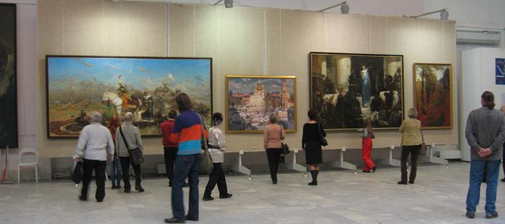 Картины из музеев Подмосковья станут экспонатами всероссийской выставки