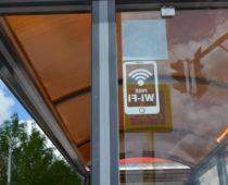 На остановках в Подмосковье появится бесплатный Wi-Fi