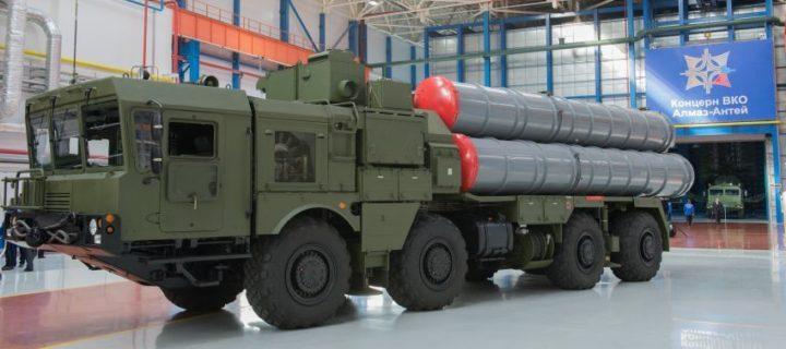 Россия приступила к исполнению контракта по поставке С-400 в Индию