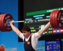 Москва примет чемпионат Европы по тяжелой атлетике 2020 года