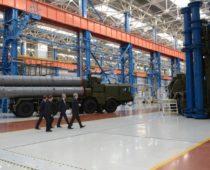 «Алмаз-Антей» нарастит производство для обеспечения экспортных поставок С-400