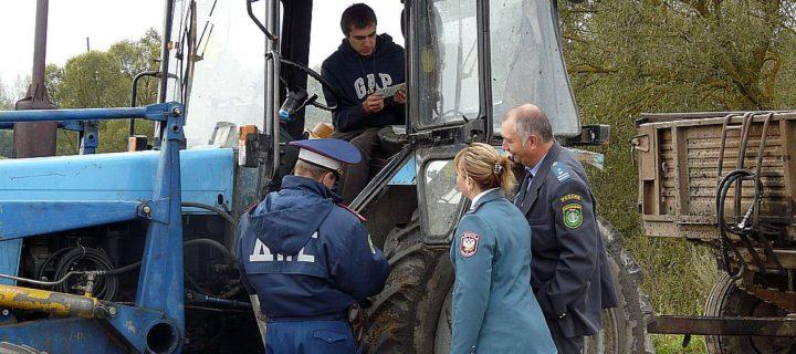 Операция «Трактор — 2018» пройдёт в Подмосковье с 18 по 31 октября