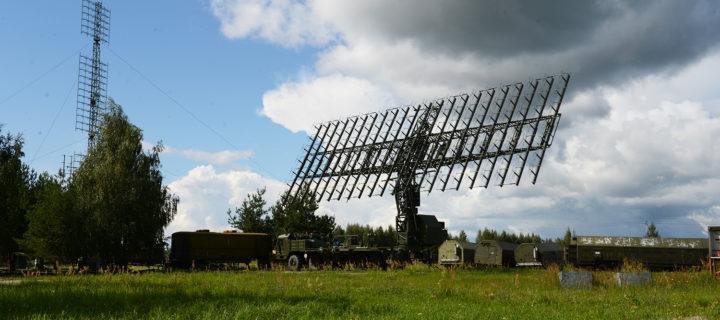 Современная РЛС «Небо-У» поступила на вооружение дивизии ПВО в Поволжье