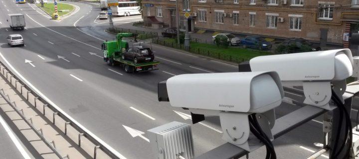 На дорогах Москвы в 2019 году появится ещё 400 камер