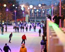 Каток в Парке Горького в Москве откроется 22 ноября