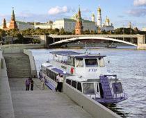Власти Москвы потратят 4 млрд рублей на создание речного транспорта