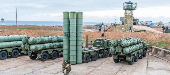 Россия усилит ПВО Крыма еще одним дивизионом ЗРС С-400