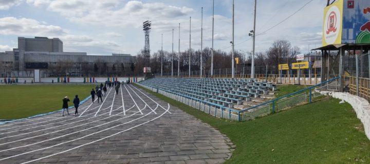 Реконструкция стадиона «Москвич» завершится к концу 2020 года