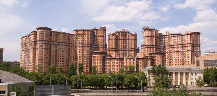 Спрос на элитные новостройки в Москве вырос в два раза