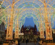 Фестиваль «Путешествие в Рождество» начнется в Москве 14 декабря