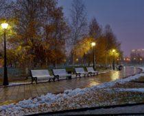 Похолодание придет в Московский регион