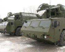 Беларусь получила очередную партию ЗРК «Тор-М2» из России