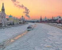 Сильные морозы придут в столицу в начале декабря