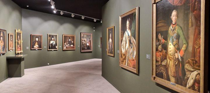 В Москве открывается масштабная выставка «Сокровища музеев России»