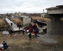 В Воронежской области обрушился 70-метровый участок моста