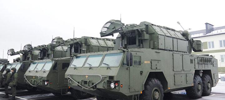 Пятую батарею ЗРК «Тор-М2» передал ИЭМЗ «Купол» Минобороны Белоруссии