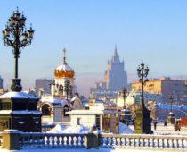 Морозная и солнечная неделя ждет москвичей