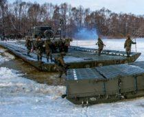 Военные построят три моста в Тульской области