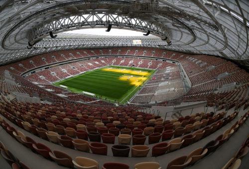 ФИФА признала «Лужники» лучшим стадионом в мире по обзору с трибун