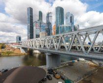 Девять мостов построят в Москве к 2020 году