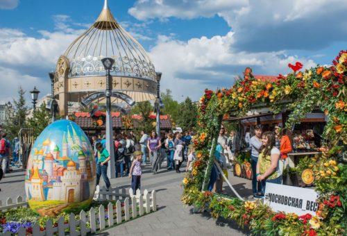 Московские фестивали в 2018 году посетили около 65 млн человек