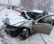 Три человека погибли в ДТП на трассе в Белгородской области