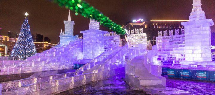 На Поклонной горе откроется фестиваль «Ледовая Москва»