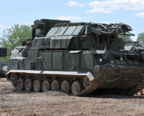 Российские военные высоко оценили эффективность применения ЗРК «Тор» в Сирии