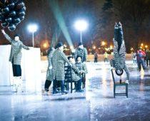Парки Москвы подготовили праздничную программу в новогоднюю ночь