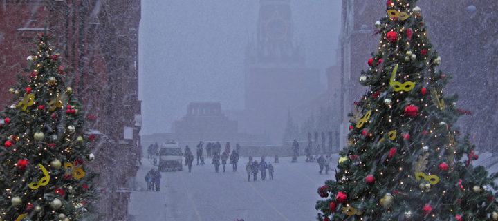 На старый Новый год в Москву придет потепление