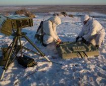 Комплексы разведки «Аистенок» получили артиллеристы ЮВО