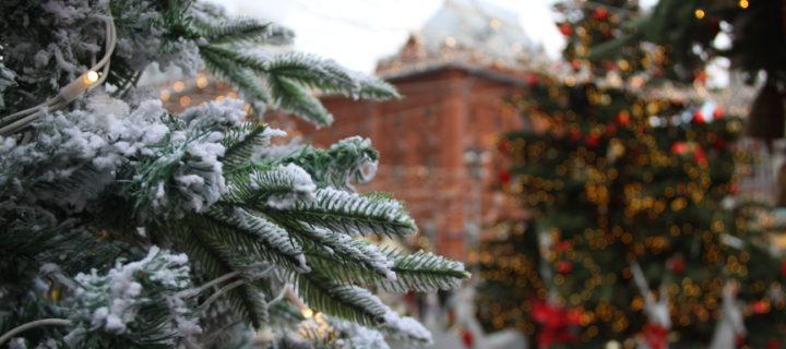 На Рождество в Москве похолодает до минус 20 градусов