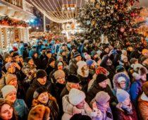 Шестой фестиваль «Путешествие в Рождество» стал рекордным по посещаемости