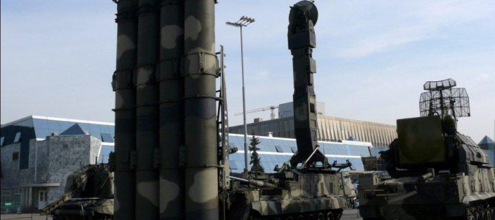 Войсковую ПВО в новом году усилят системами С-300 и комплексами «Бук» и «Тор»