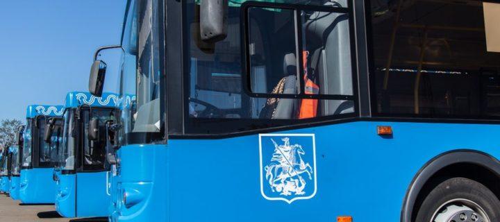 В Москве за 9 лет полностью обновился автобусный парк