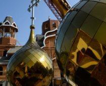 Три крупных храма готовят к вводу на севере Москвы