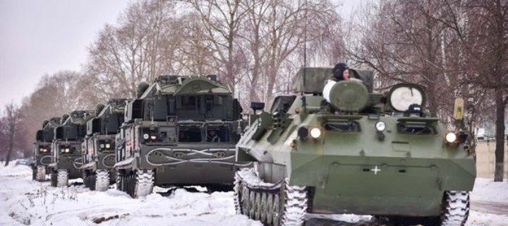 Войсковая ПВО отбила налет авиации на учениях под Москвой