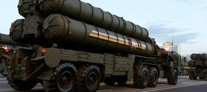Систему ПВО С-400 планируют поставить в Турцию осенью 2019 года